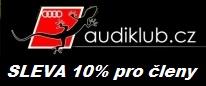 Audiklub.cz - sleva pro členy 10%